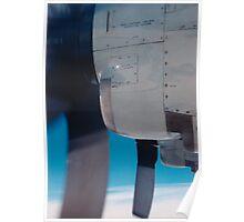 C130 Hercules Prop Poster