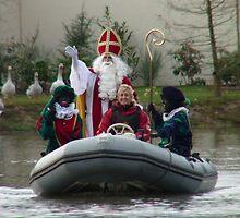 Sinterklaas  by DutchLumix