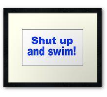 Sports Framed Print
