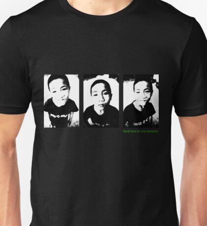 Good luck for you everyday · Chham Unisex T-Shirt