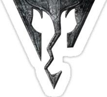 The Elder Scrolls V: Skyrim Logo Sticker