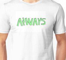 """Always"" Harry Potter Unisex T-Shirt"