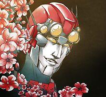Floral Mnemosurgeon by BurntToastArts