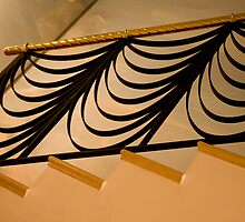 Ribbon Staircase by phil decocco