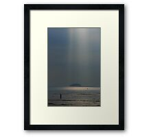 Never a Dull Day Framed Print