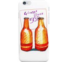Ginger Beer iPhone Case/Skin
