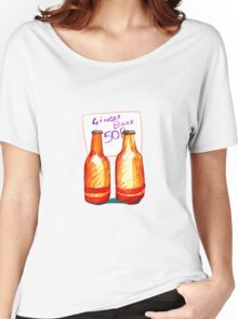 Ginger Beer Women's Relaxed Fit T-Shirt