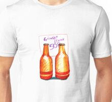Ginger Beer Unisex T-Shirt