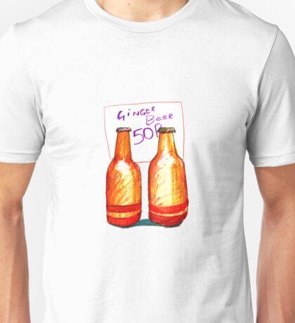 Ginger Beer Unisex T-Shirt
