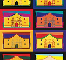 Eight Alamos by Andy Kalns