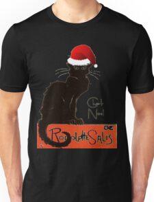 Le Chat Noel Unisex T-Shirt