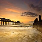 The Pier by Rick Bowden