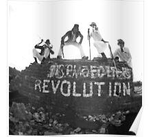 Clockwork Revolution Poster