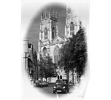 York Minster Poster