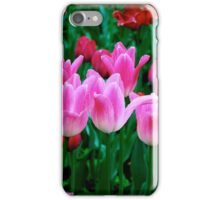 Tulips on a Rainy Day iPhone Case/Skin