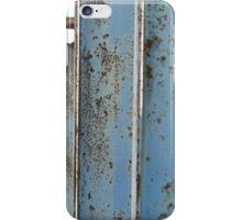 Blue Poles iPhone Case/Skin