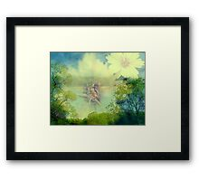 The  Heart of Nature   Framed Print