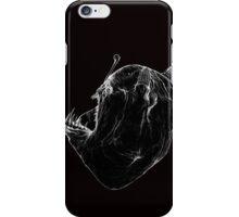 Humpback Angler fish iPhone Case/Skin