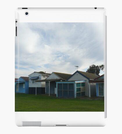 Beach Houses, Campbells Cove iPad Case/Skin
