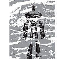 robot dust Photographic Print