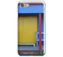 Primary Colours iPhone Case/Skin