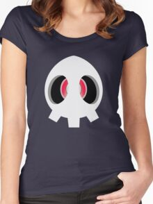 Pokemon - Duskull / Yomawaru Women's Fitted Scoop T-Shirt