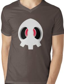 Pokemon - Duskull / Yomawaru Mens V-Neck T-Shirt
