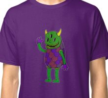 Happy Monster - smile :-) Classic T-Shirt