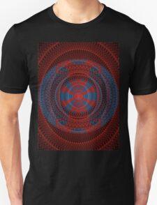 Psychedelic Jolly Roger Joker Shirt T-Shirt