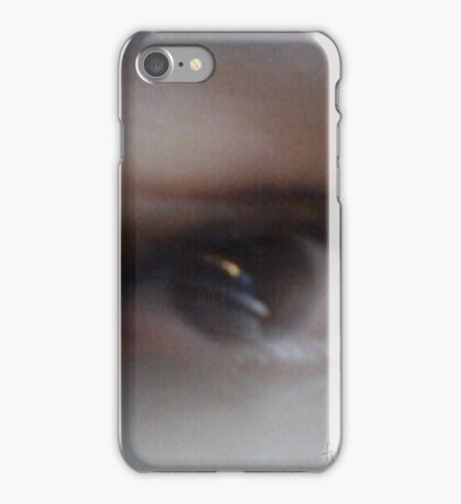 Eye Can See You iPhone Case/Skin