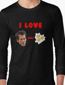 Bacon and Eggs Long Sleeve T-Shirt