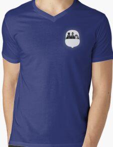 Haunted Mansion Mens V-Neck T-Shirt