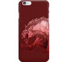 Fire Dog iPhone Case/Skin