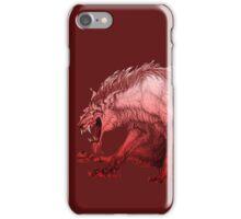 Fire Dog iPhone Case/Skin