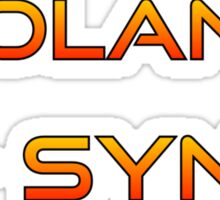 Colorful  Roland V-Synth Sticker