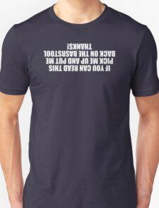 Barstool Funny TShirt Epic T-shirt Humor Tees Cool Tee T-Shirt