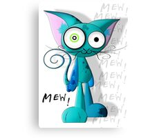 Another Mew Canvas Print
