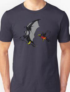 Bat And Robin Funny TShirt Epic T-shirt Humor Tees Cool Tee T-Shirt