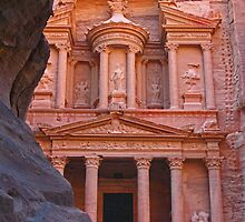 Treasury. Petra. Jordan. by vadim19