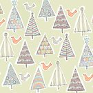 tree allsorts by Jo Cave  (cavecorner)