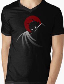 Batnam Funny TShirt Epic T-shirt Humor Tees Batman Cool Tee Mens V-Neck T-Shirt