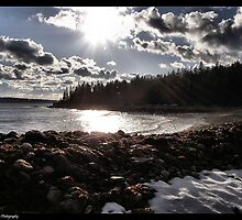 Beach Drama by Lyana Lynn