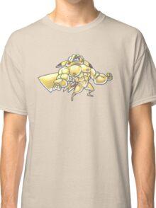 Strong pikachu Classic T-Shirt