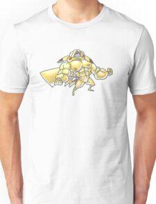 Strong pikachu Unisex T-Shirt
