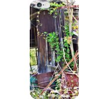 Left And Unkept iPhone Case/Skin