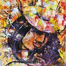 Artista Gitano by Reynaldo