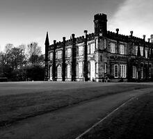 Thrybergh Hall, Rotherham Golf Club by Squawk