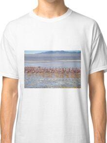 Flamingo city Classic T-Shirt