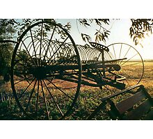 Old Plough Photographic Print