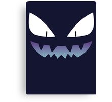 Pokemon - Haunter / Ghost (Shiny) Canvas Print
